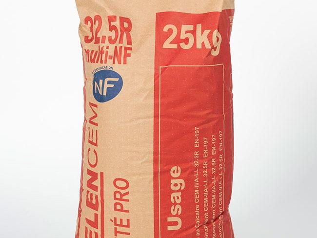 Ciment 35kg, décoration, construction, Loire, Haute-loire, Lyon, Savoie, Haute-Savoie