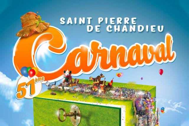 Les carrières du Cheval Blanc sponsorise le carnaval de Saint-Pierre-de-Chandieu