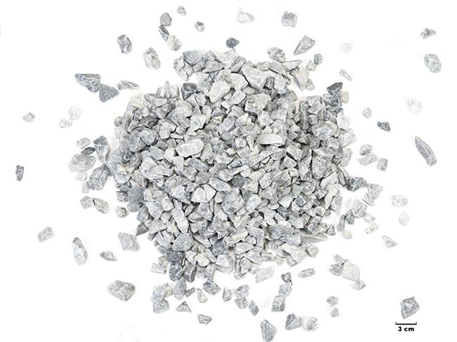 Concassé marbre gris bleu 12 24