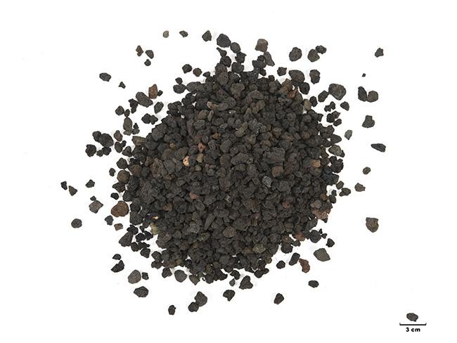 Pouzzolane 7 14 antrhacite noir
