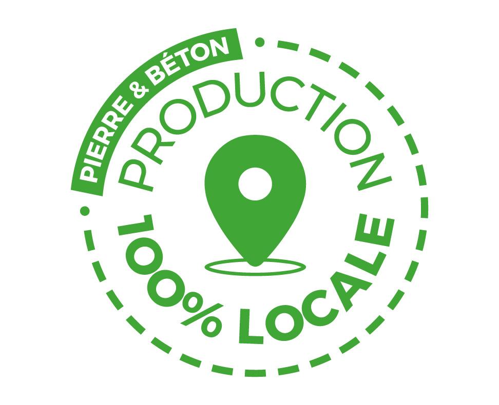 Les Carrières du Cheval Blanc obtient le label Production 100% local