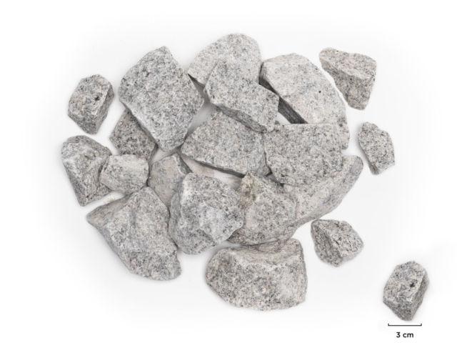 Concassé 30 60 granit gris clair