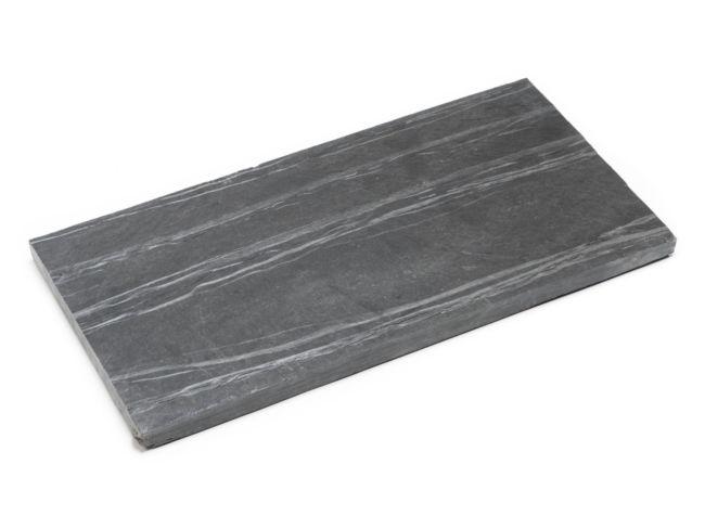 Dalles d'ardoise 30x60 épaisseur 3cm