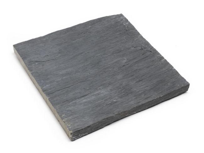 Dalles de schiste 50x50 épaisseur 3 à 7cm