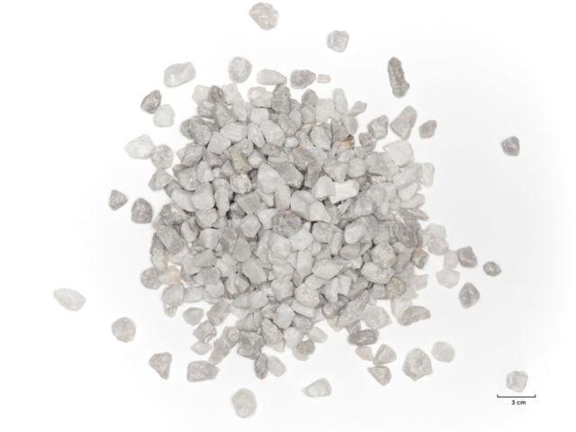 Concassé 10/16 Quartz gris blanc